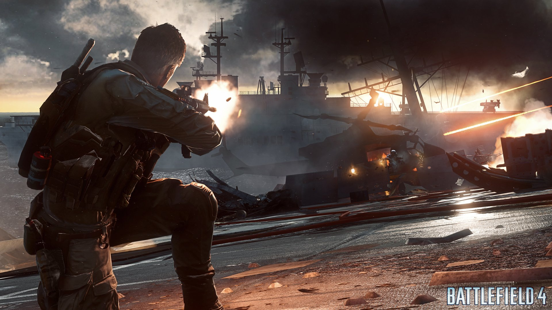 Battlefield 4 Ps4 Playstation 4 News Reviews Trailer