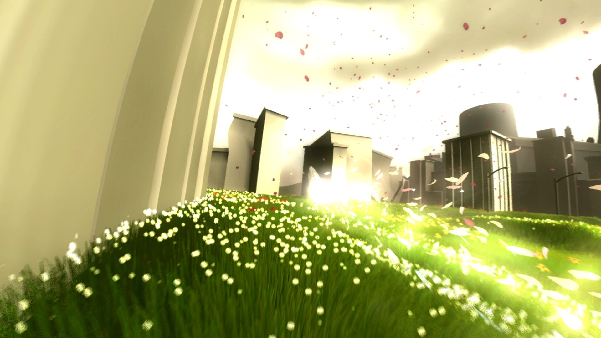 Flower Ps4 Playstation 4 Game Profile News Reviews