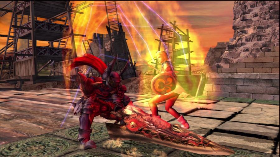 SoulCalibur II HD Online Review - Screenshot 1 of 5