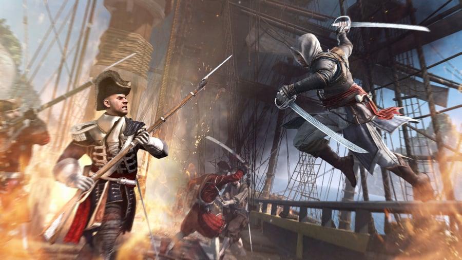 Assassin's Creed IV: Black Flag Review - Screenshot 2 of 3