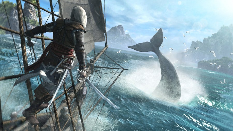 Assassin's Creed IV: Black Flag Review - Screenshot 2 of 3