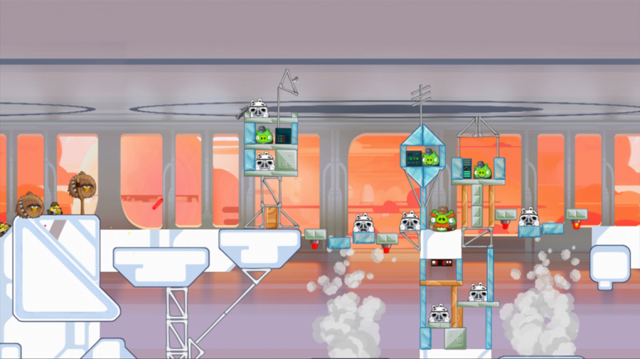 Angry Birds: Star Wars Review - Screenshot 1 of 3