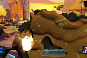 Worms: Revolution Extreme Screenshot