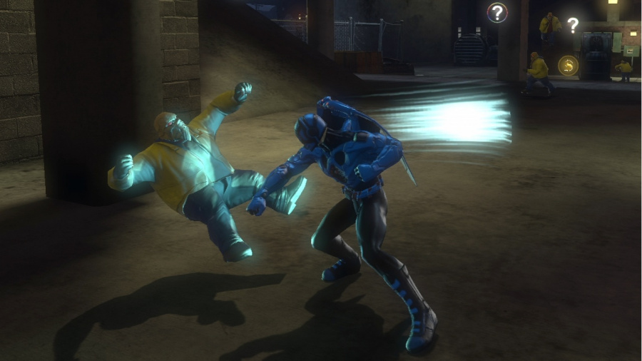 DC Universe Online Review - Screenshot 5 of 5