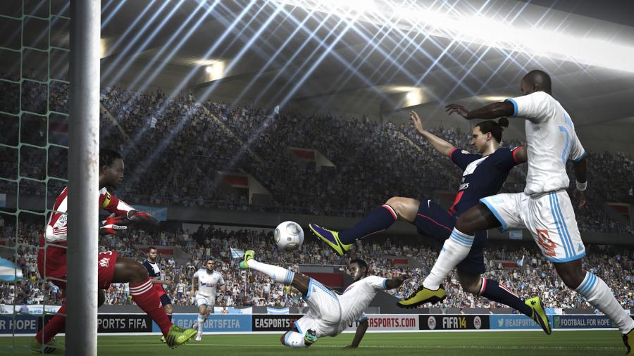 FIFA 14 Review - Screenshot 3 of 6