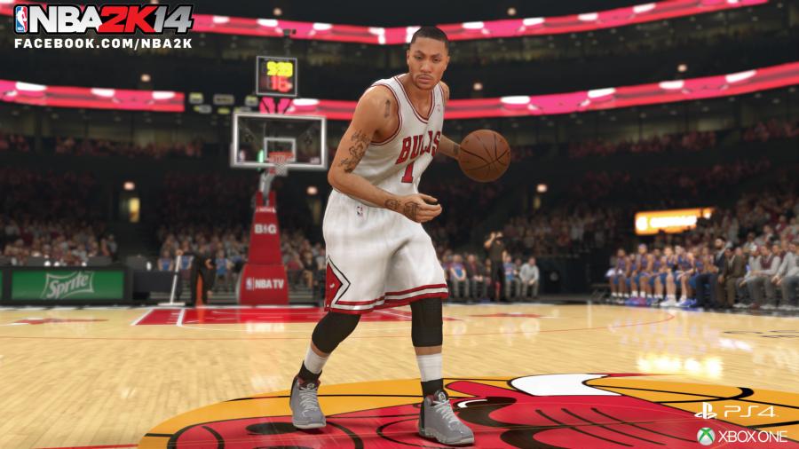 NBA 2K14 Review - Screenshot 2 of 4