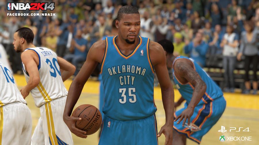 NBA 2K14 Review - Screenshot 4 of 4