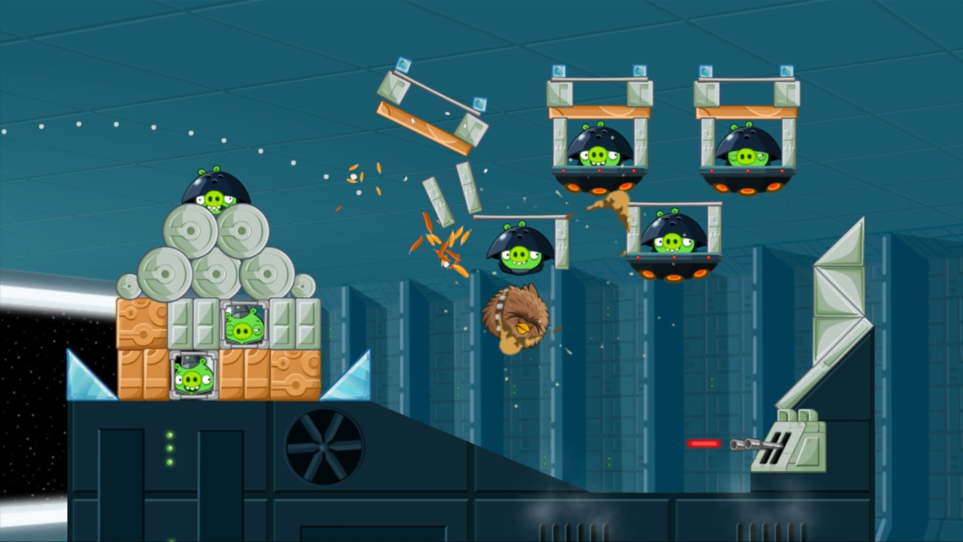 Angry Birds: Star Wars (PS4 / PlayStation 4) Game Profile ...