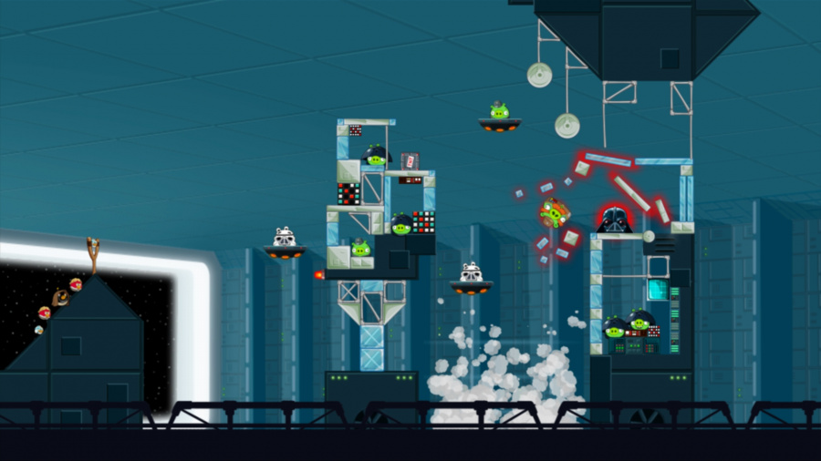 Angry Birds: Star Wars Review - Screenshot 3 of 4