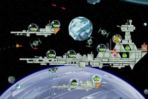 Angry Birds: Star Wars Screenshot