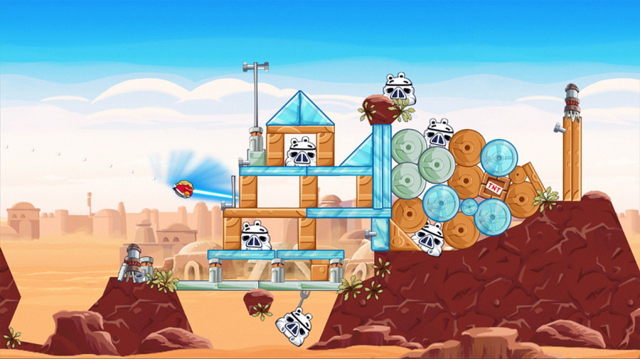 Angry Birds: Star Wars Review - Screenshot 4 of 4