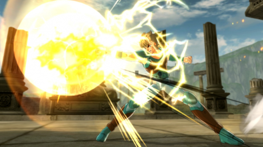 Saint Seiya: Brave Soldiers Review - Screenshot 3 of 5