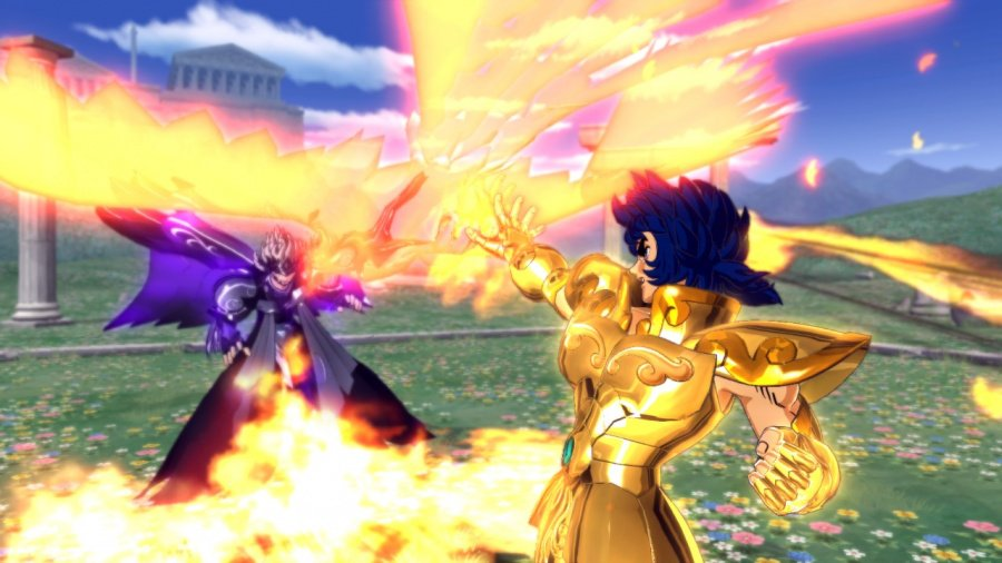 Saint Seiya: Brave Soldiers Review - Screenshot 4 of 5
