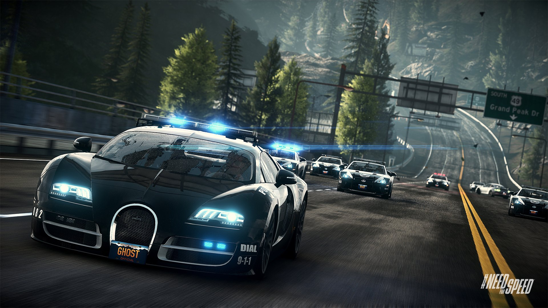 Need For Speed Rivals Ps4 Playstation 4 Screenshots