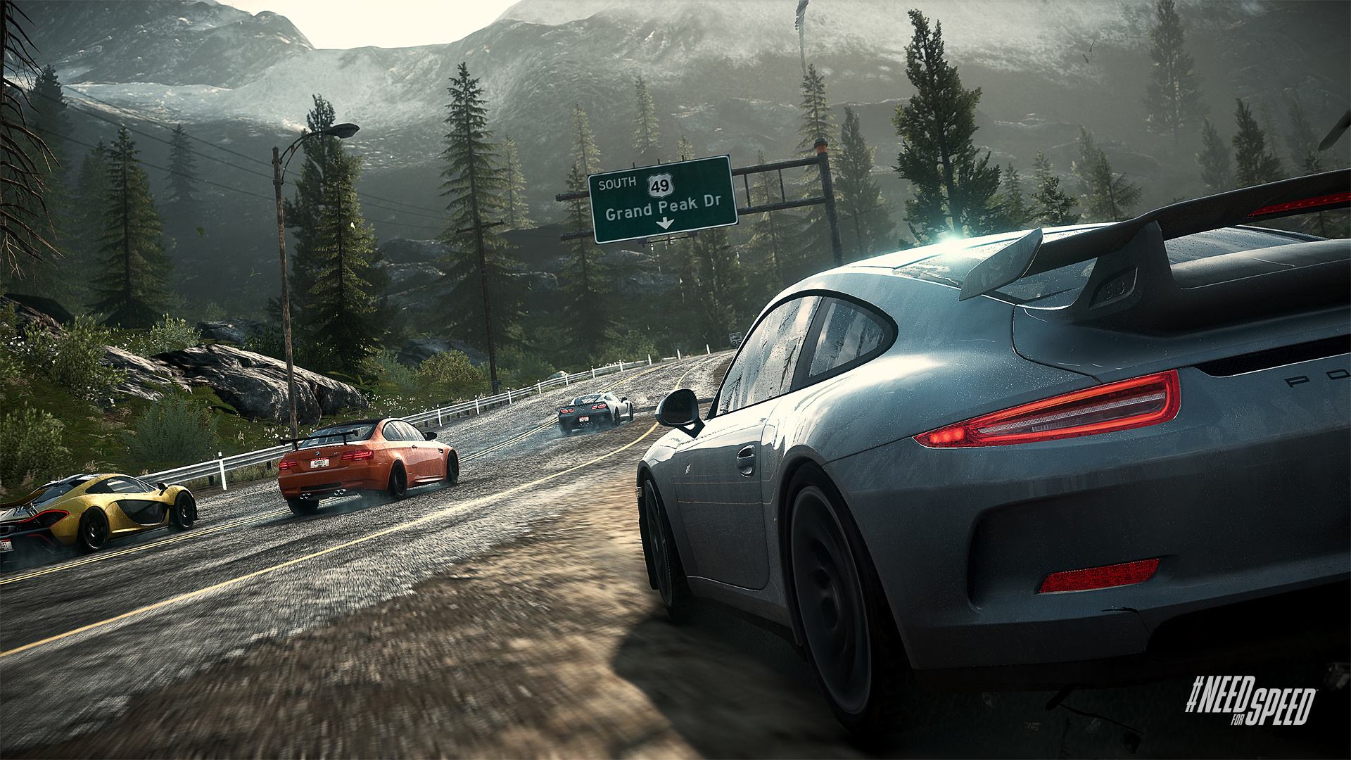 need for speed rivals ps4 playstation 4 screenshots. Black Bedroom Furniture Sets. Home Design Ideas
