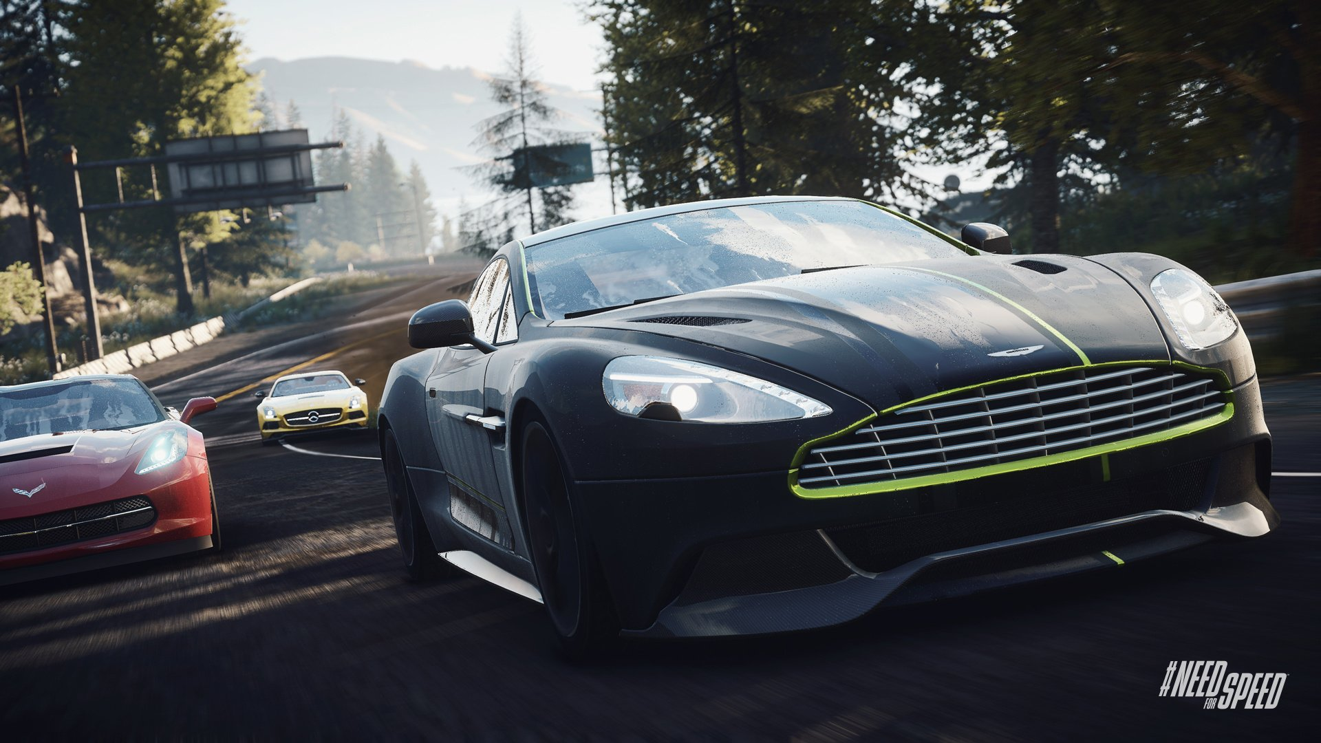 need for speed rivals review ps4 push square. Black Bedroom Furniture Sets. Home Design Ideas
