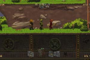A-Men 2 Screenshot