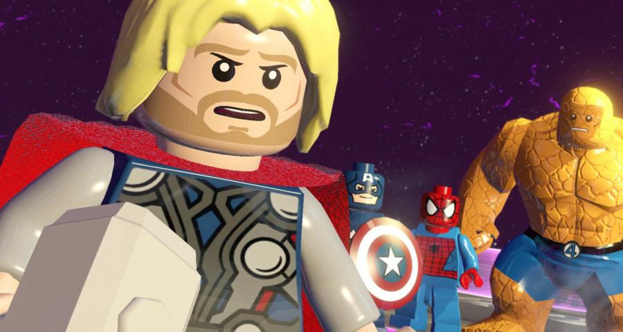 LEGO Marvel Super Heroes Review - Screenshot 3 of 5