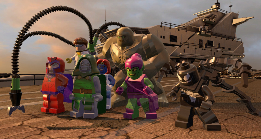 LEGO Marvel Super Heroes Review - Screenshot 4 of 5
