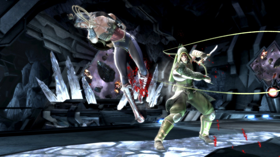 Injustice: Gods Among Us Ultimate Edition Review - Screenshot 2 of 4