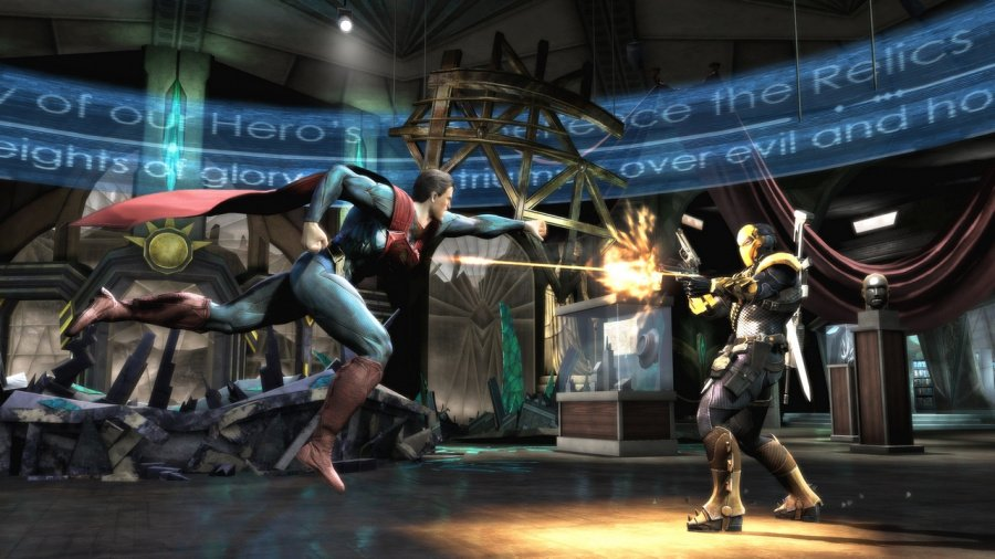Injustice: Gods Among Us Ultimate Edition Review - Screenshot 1 of 4