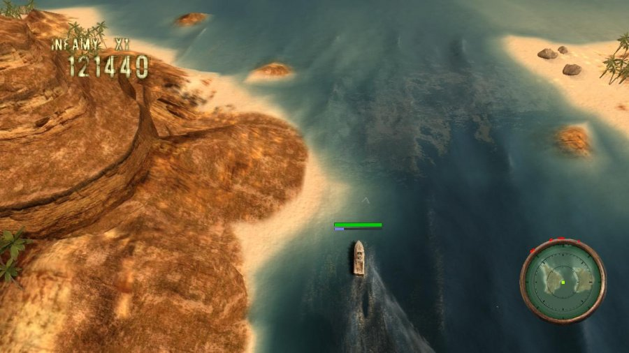 Rust Buccaneers Review - Screenshot 2 of 5