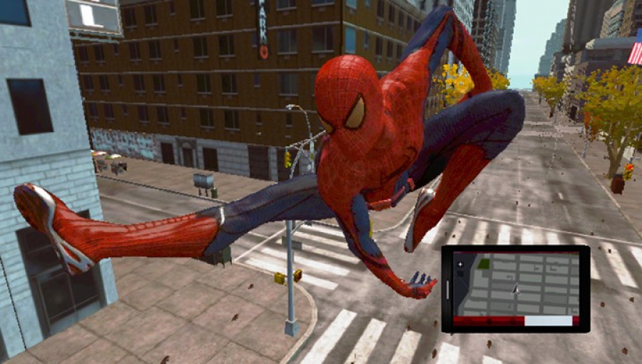 The Amazing Spider-Man Review - Screenshot 2 of 3