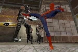 The Amazing Spider-Man Screenshot