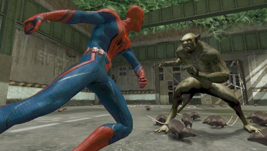The Amazing Spider-Man Review - Screenshot 1 of 3