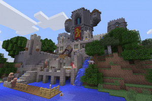 Minecraft: PlayStation 3 Edition Screenshot