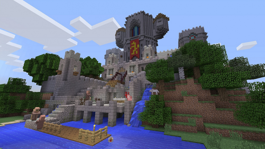 Minecraft: PlayStation 3 Edition Review - Screenshot 1 of 4