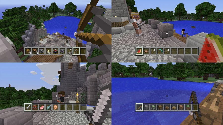 Minecraft: PlayStation 3 Edition Review - Screenshot 3 of 4