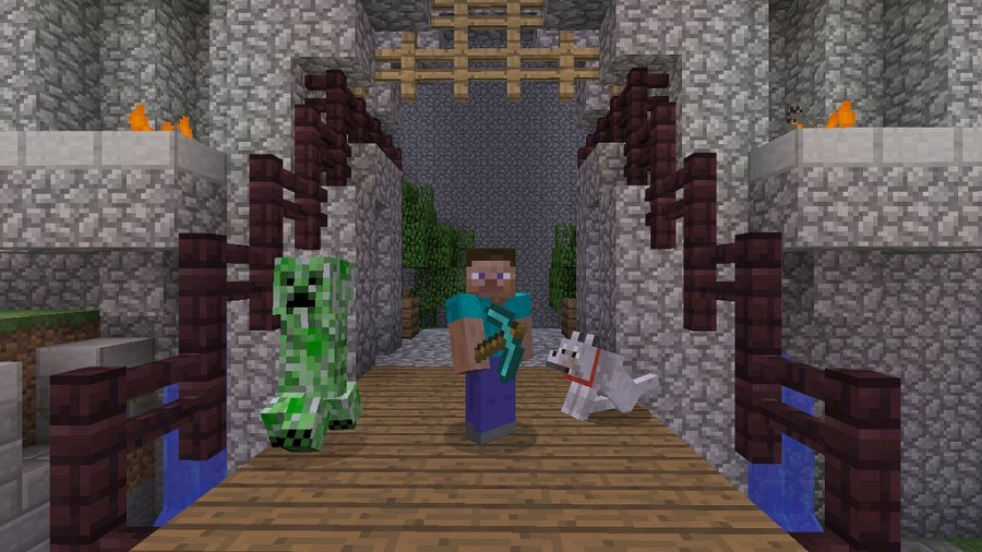 Minecraft: PlayStation 3 Edition Review - Screenshot 4 of 4