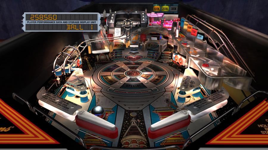 The Pinball Arcade Review - Screenshot 3 of 4