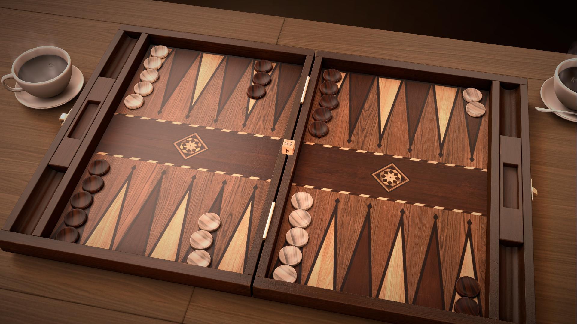 Mac backgammon