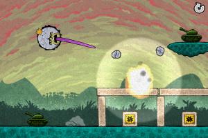 King Oddball Ends the World Screenshot