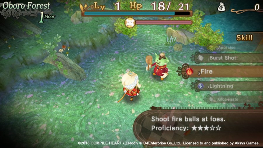 Sorcery Saga: Curse of the Great Curry God Review - Screenshot 1 of 5