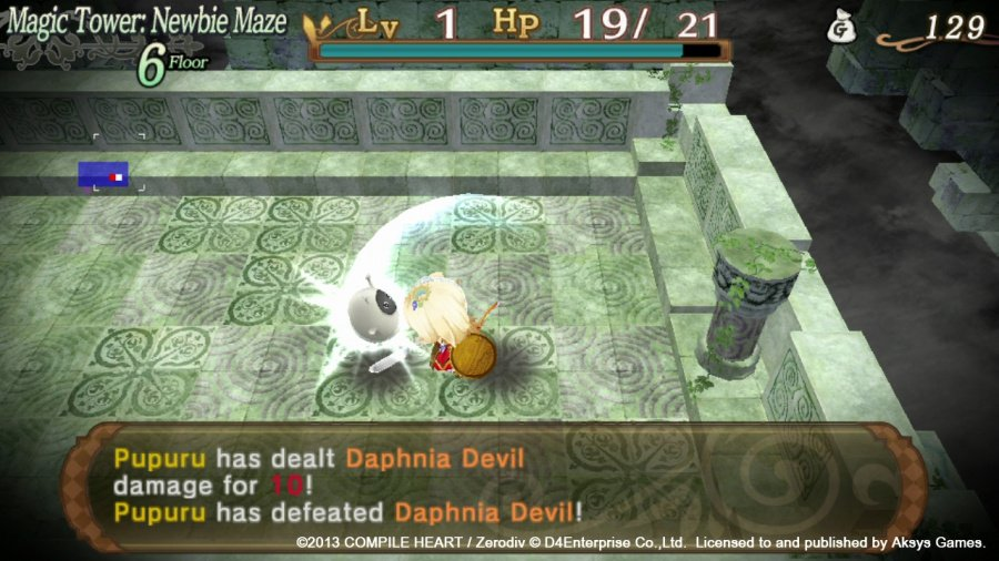 Sorcery Saga: Curse of the Great Curry God Review - Screenshot 1 of 4