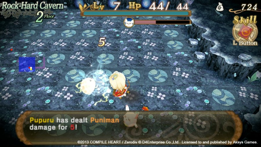 Sorcery Saga: Curse of the Great Curry God Review - Screenshot 3 of 5