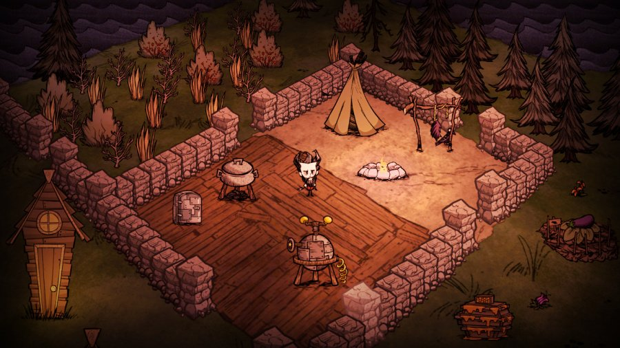 Don't Starve Review - Screenshot 3 of 4
