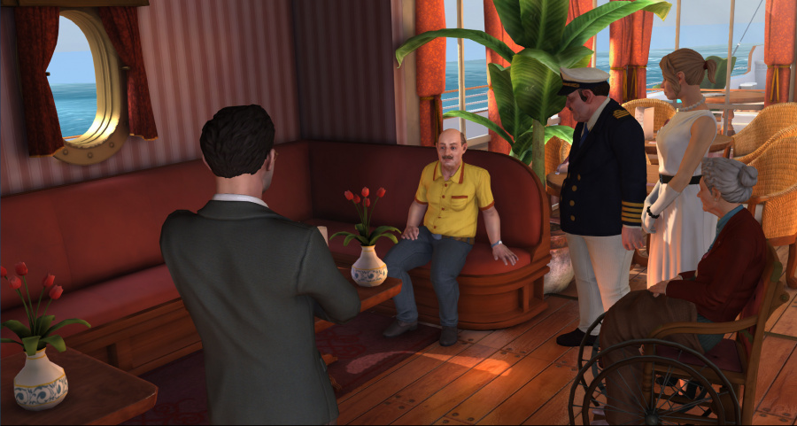 The Raven: Legacy of a Master Thief Review - Screenshot 3 of 8