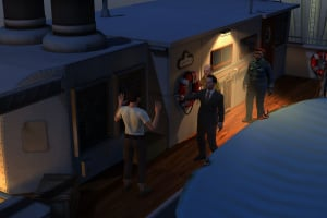 The Raven: Legacy of a Master Thief Screenshot
