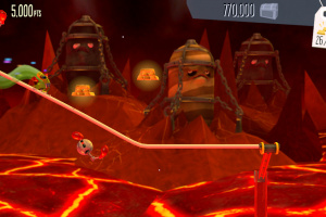 BIT.TRIP Presents: Runner 2 - Future Legend of Rhythm Alien Screenshot