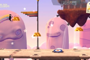 BIT.TRIP Presents: Runner 2 - Future Legend of Rhythm Alien Screenshot