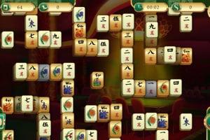Mahjong World Contest Screenshot