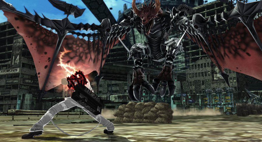 Freedom Wars Review - Screenshot 1 of 6