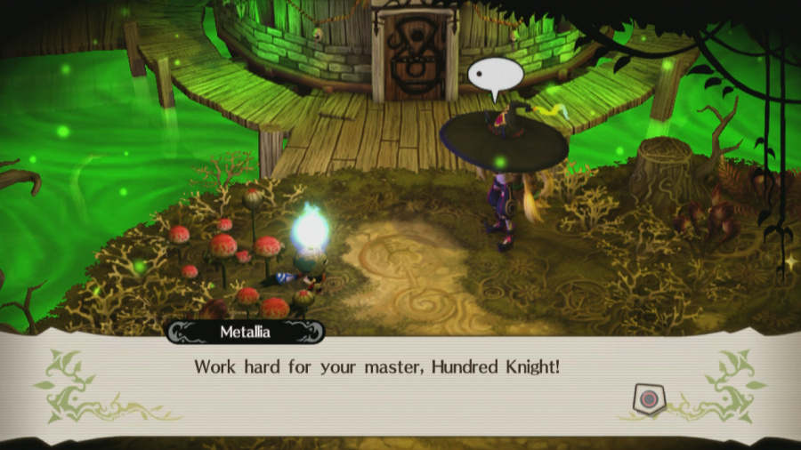 The Witch and the Hundred Knight Review - Screenshot 2 of 3