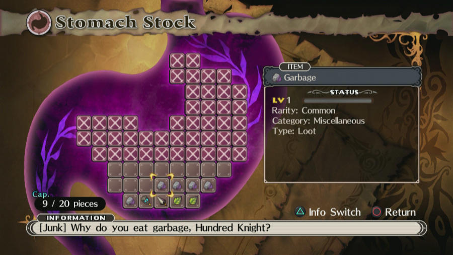 The Witch and the Hundred Knight Review - Screenshot 4 of 4