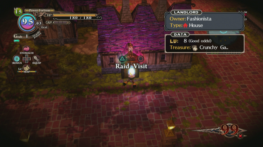 The Witch and the Hundred Knight Review - Screenshot 1 of 3