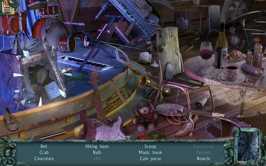 Twisted Lands: Shadow Town Review - Screenshot 1 of 3